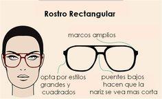 Cómo elegir tu tipo de gafa según tu tipo de cara   Belleza