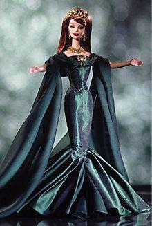 Empress of Emeralds™ Barbie® Doll