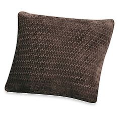 Sure Fit® Stretch Royal Diamond 18-Inch Square Toss Pillow
