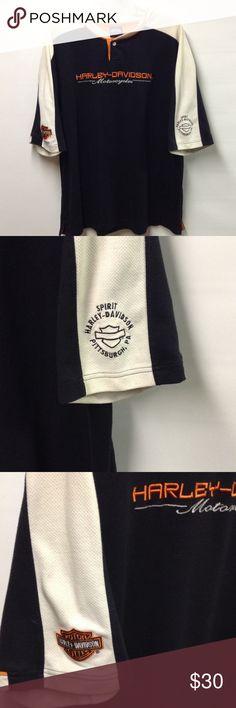 Harley Davidson Shirt XL Excellent Condition Harley-Davidson Shirts Tees - Short Sleeve