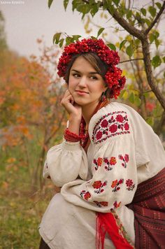 Photo by Anna Senik, http://www.ladna-kobieta.co...Ukraine, from Iryna with love