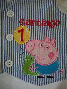 Smoking traje de cerdo primer o segundo por amaritascloset en Etsy