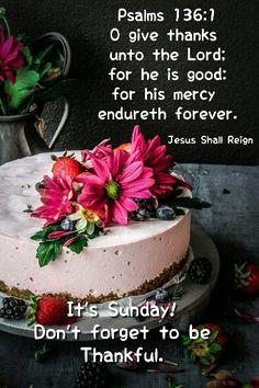 Psalms 136:1