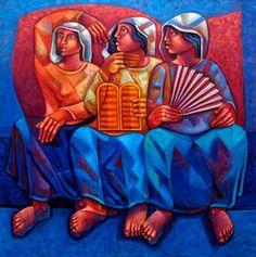 Instituto Internacional de Arte Naif: Adélio Sarro- Arte naïf brasileira