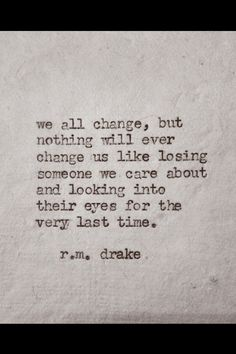 R m drake Poetry Quotes, Sad Quotes, Book Quotes, Quotes To Live By, Inspirational Quotes, Pretty Words, Love Words, Beautiful Words, Rm Drake Quotes