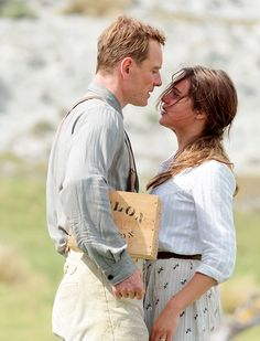 """The Light Between Oceans"""" Film Alicia Vikander and Michael Fassbender Alicia Vikander, Period Romance Movies, New Movies, Good Movies, Movies Showing, Movies And Tv Shows, Amazon Prime Movies, The Light Between Oceans, The Danish Girl"""