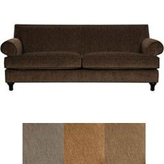 Getting new sofa ideas...nice sofa and similar to the Pottery Barn one I like but at less cost