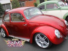 Custom VW Super Beetle Interior | tuning patrulla: junio 2010