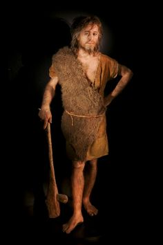 Élisabeth Daynès reconstruction of Cerny Man Prehistoric Age, Cro Magnon, Pagan Gods, Early Humans, Human Evolution, Epic Story, Mountain Man, Fashion History, Ancient History