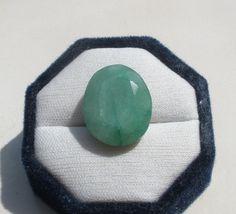 Emerald Oval loose gem 24 x 19mm #pinnaclediamonds