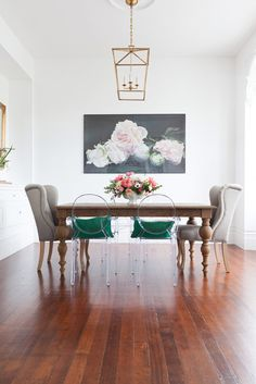 Photography : Lauren Edith Andersen Read More on SMP: http://www.stylemepretty.com/living/2015/10/08/a-stylish-baby-friendly-san-francisco-victorian/