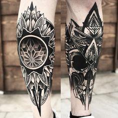 Maori Tattoo for man and woman Bild Tattoos, Leg Tattoos, Black Tattoos, Body Art Tattoos, Tattoo Drawings, Sleeve Tattoos, Trendy Tattoos, Tattoos For Guys, Cool Tattoos