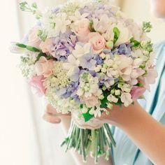 Amazing Wedding Bouquet For Spring Season