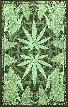 Hempest Marijuana Leaf Tapestry ( #marijuana #cannabis ) http://www.pinterest.com/thathighguy