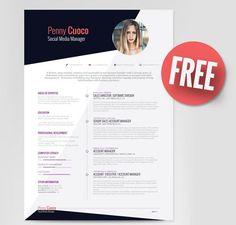 Askella-FREE-Resume-Template
