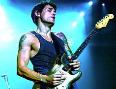 John Mayer // musical inspiration