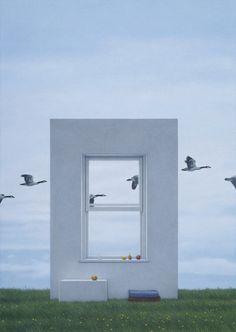 Quint Buchholz - Fenster