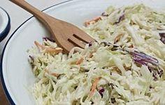 Southern Recipe: Buttermilk Coleslaw