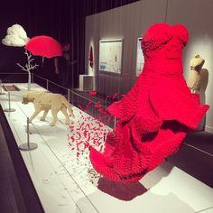 The Art of the Brick Exhibit
