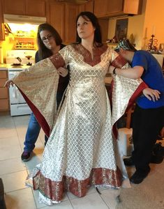 12th Century Outfits Fit for a King and Queen at MorganDonner.com