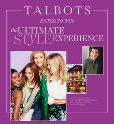 DAILY: I just entered to win a trip for two to New York City for the Ultimate Style Experience and thought you might like to, too! Enter To Win, I Win, Disney Movie Rewards, Free Sweepstakes, Stuff For Free, Win A Trip, Best Bags, Your Turn, Professional Development