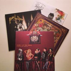 I NEED ALL OF THESE (especially Pretty. Odd. It's their best album and if you anyone says otherwise than ya'll can fight me)