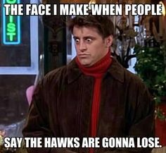 Hahaha!! I love Joey!! And I love the Seahawks!!