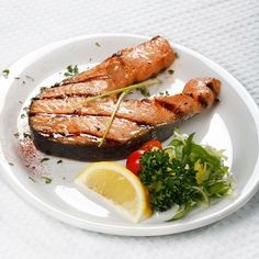 Grilled Fish with Citrus Herb Crust by Steamy Kitchen | Dinners ...