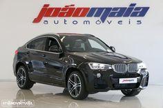 BMW X4 35 d xdrive pack m preços usados