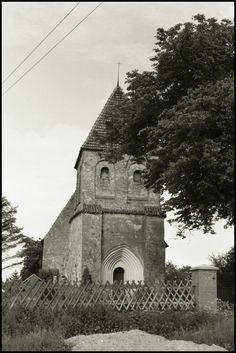 https://flic.kr/p/EHTJnS | Dorfkirche Thulendorf I | Mecklenburgische Dorfkirchen 1987