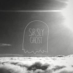 "Image of SIR SLY 'Ghost' 7"" Single (White Vinyl)"