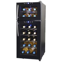 NewAir21-Bottle Thermoelectric Wine Cooler