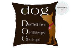 Devoted friend, On-call therapist, Gentle spirit     DOG