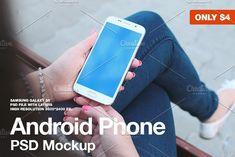Samsung Galaxy PSD Mockup by Start Mockups on Web Mockup, Mockup Templates, Business Brochure, Business Card Logo, Galaxy Design, Digital Art Tutorial, Cool Logo, Samsung Galaxy S6, Galaxies