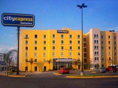 #Hotel City Express #Celaya es una propiedad diseñada para el viajero de negocios.