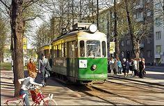 Train Light, Rail Europe, Good Old Times, Light Rail, Back In Time, Old Toys, Helsinki, Locomotive, Old School