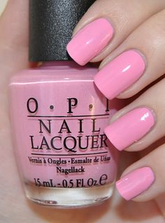 OPI  Pink Friday | #EssentialBeautySwatches | BeautyBay.com