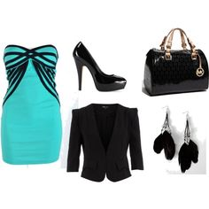 for an occasion you have to dress up for (: