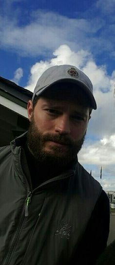 Jamie Dornan at Alfred Dunhill Links Golf Tournament 8th Oct 2016