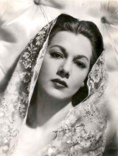 Maria Montez.