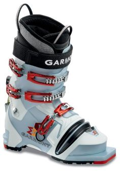 Garmont Minerva Telemark Ski Boot Blue PearlWhite 220 Mondo *** Find out more about the great product at the image link. (Amazon affiliate link)