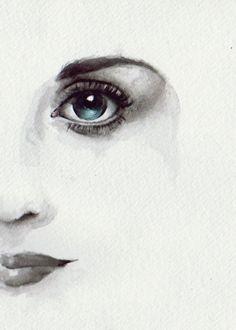 Face Watercolours