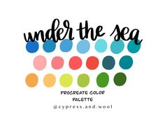 Sea Illustration, Monster Illustration, Calm App, Sea Colour, Color Palate, Gifts For Wine Lovers, Instagram Highlight Icons, Color Swatches, Etsy App