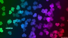 Love Backgrounds for Photoshop Editing