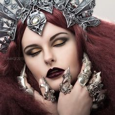 Queen of the Damned Crown MTO