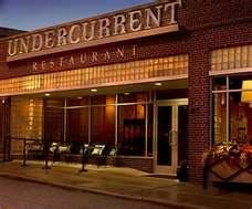 undercurrent restaurant - Greensboro, NC - the best dining experience I have ever had...