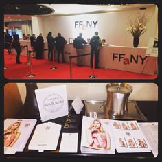We had a great time at the #ffanyshoeshow in New York showcasing our bikini sandals  www.luxtrada.com #bikinishoes #bikinibility #fashion