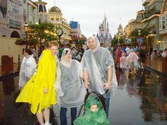 Disney Musings: Throwback Thursday: Walt Disney World-May 2009 - Part 1