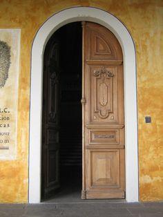 Doorways Around the World