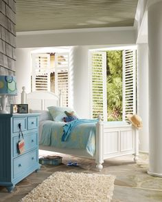 Stanley MyHaven Surf Blue Double Dresser - Google Search